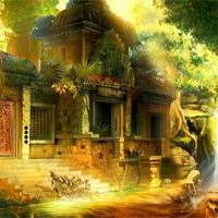 Top10Newgames Ancient Temple Escape game