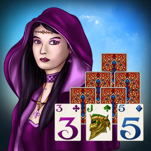 play Fantasy Solitaire Tripeaks