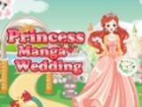Ariel Manga Wedding game