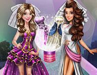 Dolly Wedding Runway game