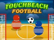 Touch Beach Football game