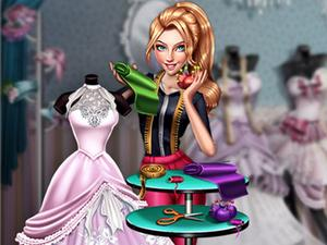Royal Dress Designer game