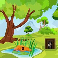 Sheep Garden Escape Gameszone15 game