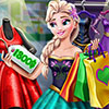 Ice Queen Realife Shopping game