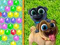 Puppy Dog Pals Bubble game