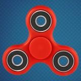 Fidget Spinner Clicker game