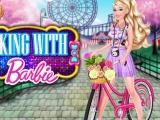 Biking With Barbie game