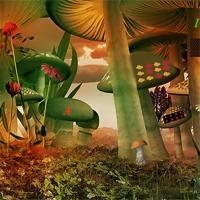 365Escape Magic Land Escape game