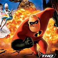 Incredibles – Rise Of The Underminer game