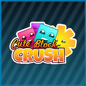 Cute Block Crush game