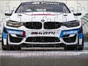 Bmw Gt4 Jigsaw game