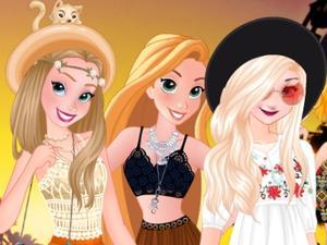 Princesses Festival Fun game