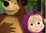Masha And The Bear Forest Adventure game