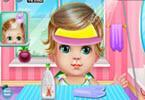 play Baby Care And Makeup