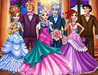 Princesses Royal Ball game