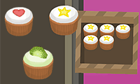 Sweet Magic Cupcakes game