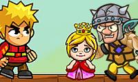 play Prince And Caged Princess