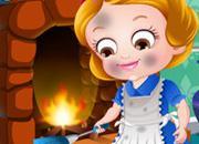 play Baby Hazel Cinderella Story