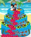 play Hawaiian Summer Wedding Cake