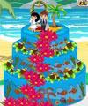 play Hawaiian Summer Wedding Cake