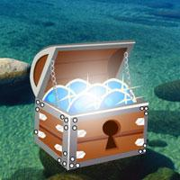 Crystal Clear Lake Escape game