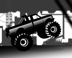 Monster Truck Shadow Racer game