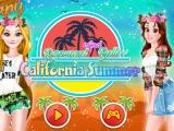 play Rapunzel And Belles California Summer