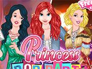 Princess Pop Party Trends game