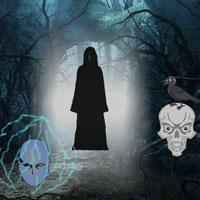 Haunted Forest Escape game