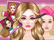 Slimmer Face Real Makeup game
