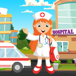Doctor Rescue From Ambulance Escape game