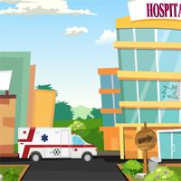 play Doctor Rescue From Ambulance