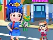 Baby Hazel Dressup World game