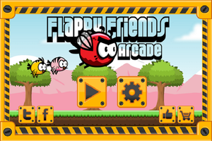 Flappy Friends game