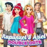 Rapunzel & Ariel Double Date