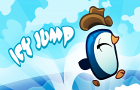 Icy Jump game