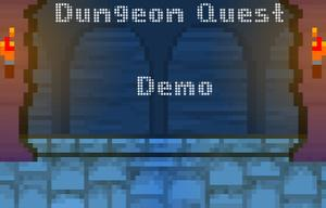 Dungeon Quest Demo game