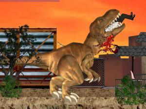 L.A. Rex game