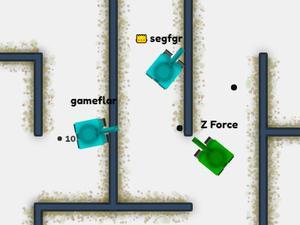 Supertanks.Io game