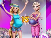 Pregnant Fashion Show game