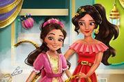 play Latina Princess Magical Tailor Girl