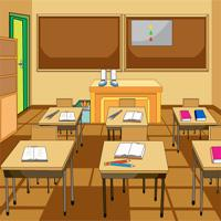 Class Room Escape Onlinegamezworld game
