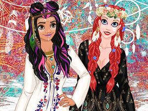 Princess Style Guide 2017: Coachella game