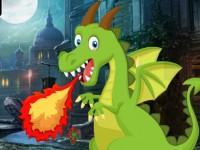 Fire Dragon Rescue game
