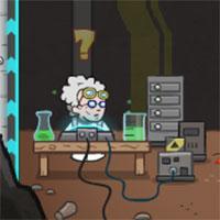 Lava Lab game
