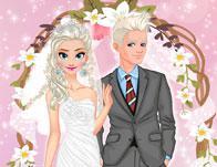 play Ice Princess Wedding Day