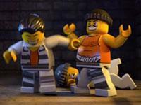 play Lego Prison Island