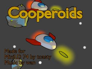 Cooperoids game