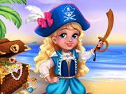 play Pirate Princess Treasure Adventure