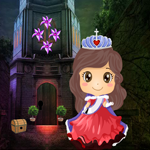 play Cute Queen Rescue Escape